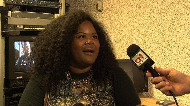 Shana Bethea believed hate speech was not protected in the SAE dispute.