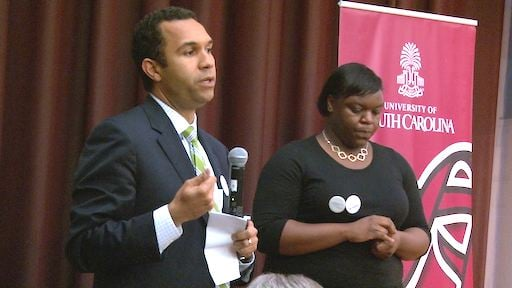 Chief Diversity Officer, Dr. Dozier, supported the forum and believed the conversations are vital
