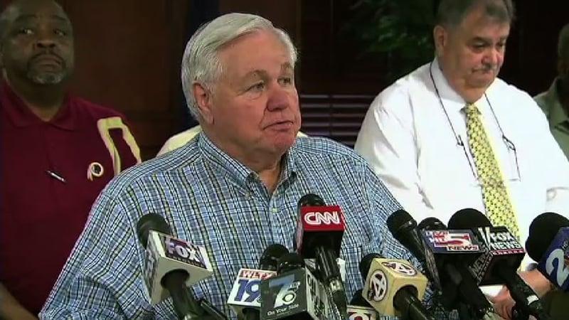 North Charleston Police Chief Eddie Driggers will not address if Walter Scott actually handled the officer's stun gun.