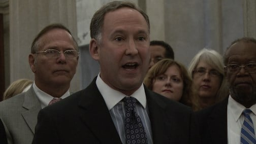 Senator Joel Lourie says Healthy SC is the answer to the coverage gap problem.