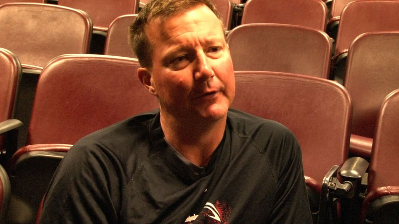 Quarterbacks Coach G.A. Mangus is proud of the progression Orth has made in the time here at USC.
