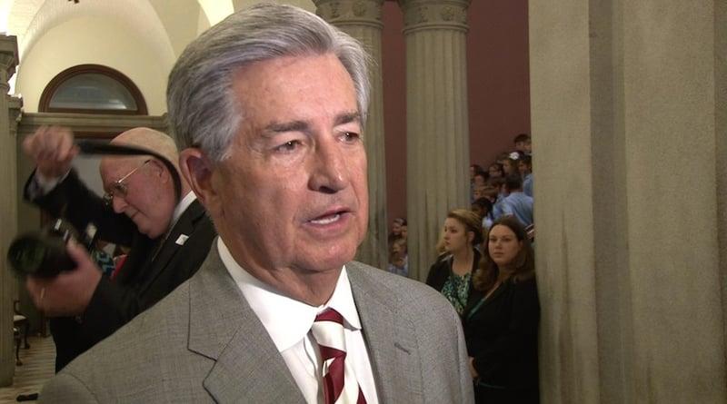 Senator Nikki Setzler was diagnosed with prostate cancer three years ago.