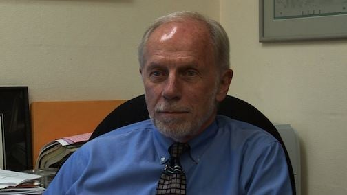 USC College of Mass Communications and Information Studies Dean Charles Bierbauer says he is not surprised that the two are running