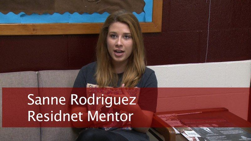 USC Resident Mentor Sanne Rodriguez talks about the late night flights that cause international students major stress on move out day.