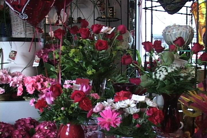 Valentine's Day in Columbia