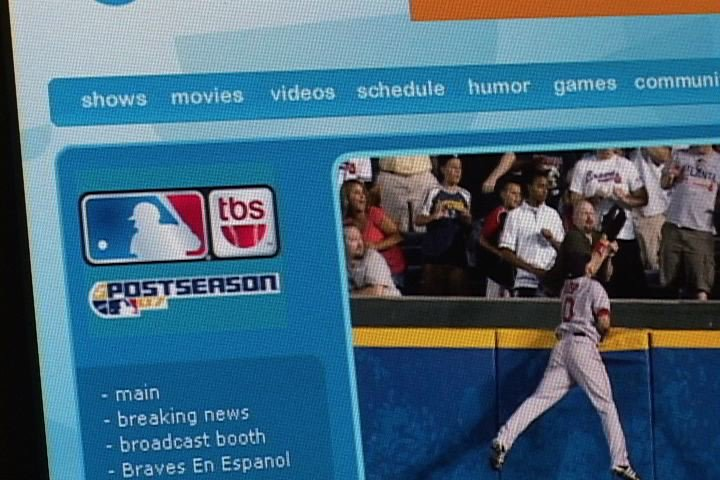 TBS won't be the home of the Atlanta Braves anymore due to a slump in ratings.