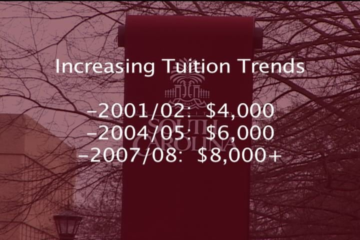 USC tuition has already been rising significantly
