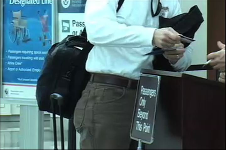 Travelers will need more than just a South Carolina driver's license to get through security checks in airports if South Carolina doesn't comply with the federal Real ID Act.