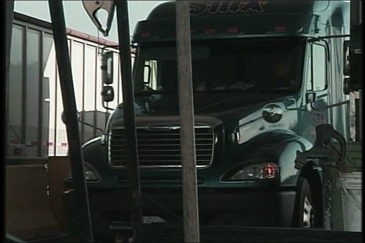 Truck drivers are going on strike nationwide.