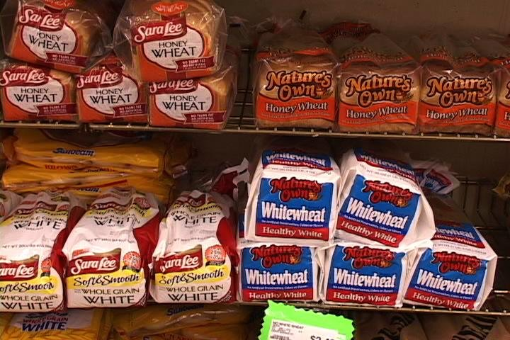 The cost of many staple foods has increased by as much as 40 percent in the last year.