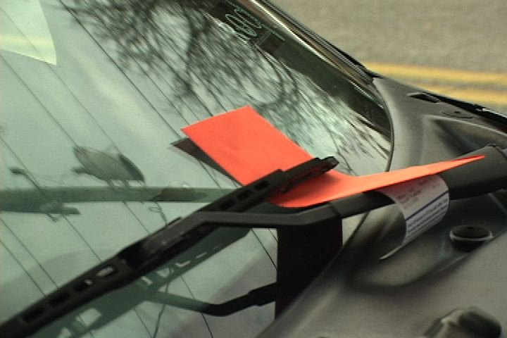 Unpaid parking tickets are piling up at City Hall.