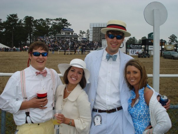Bowties are a common part of Southern wardrobe.