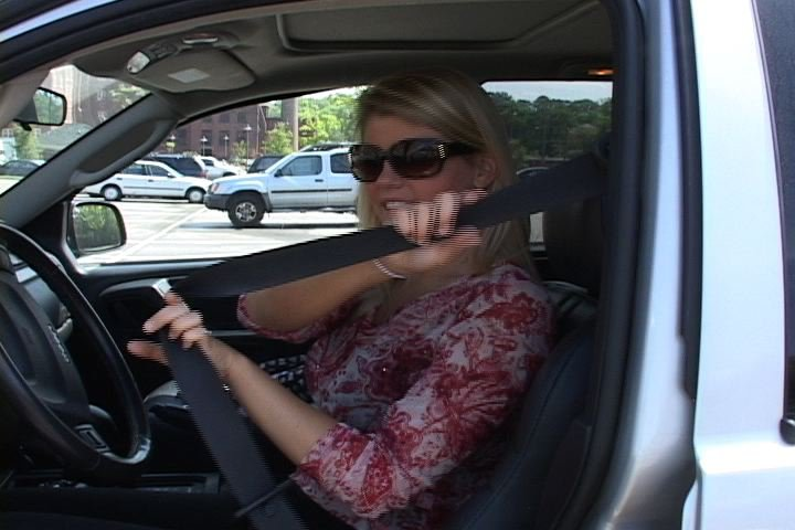 Seat Belts are Not Being Worn by Many in SC
