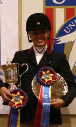 Terebesi won two individual national championships
