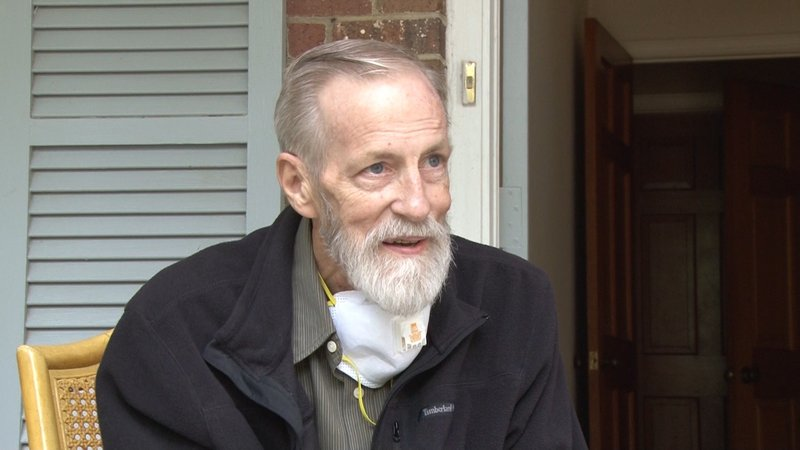 Hulbert says he had no idea Operation Blessing was coming to help.