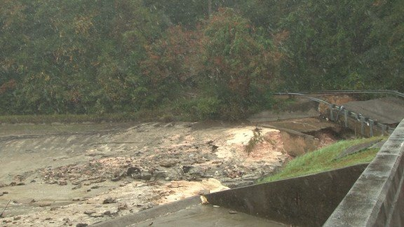 The Cary Lake dam is one of 75 dams in South Carolina to be under an emergency repair order with an October 30th deadline.