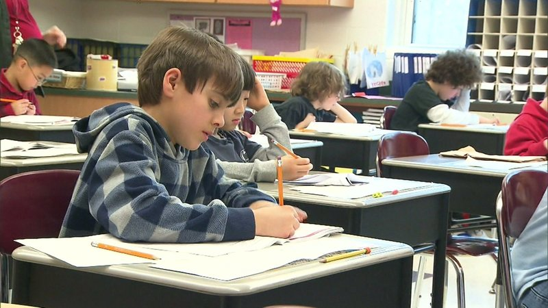 A typical American student takes around 112 standardized tests between Pre-Kindergarten and 12th grade.