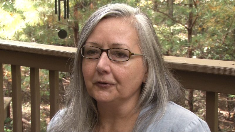 Jacqueline Myers relives the details of what happened when the dam on Lake Semmes collapsed.