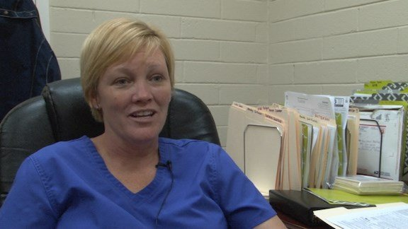 Dr. Tracy Wales voices her appreciation for the community's support during their move.