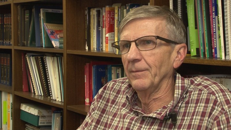 Bob Oldendick says he has never seen a race shape up like the upcoming 2016 presidential election.