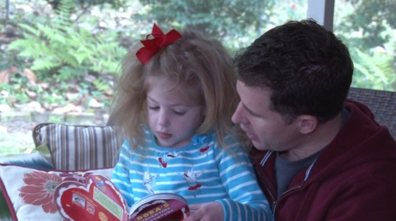 Eliza O'Neill was diagnosed with Sanfilippo, a rare, terminal genetic disease at the age of three.