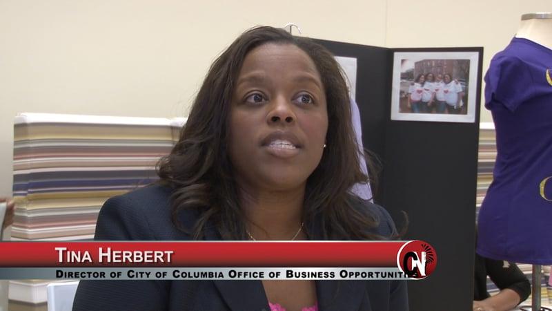 Tina Herbert talks about the importance of women entrepreneurs.