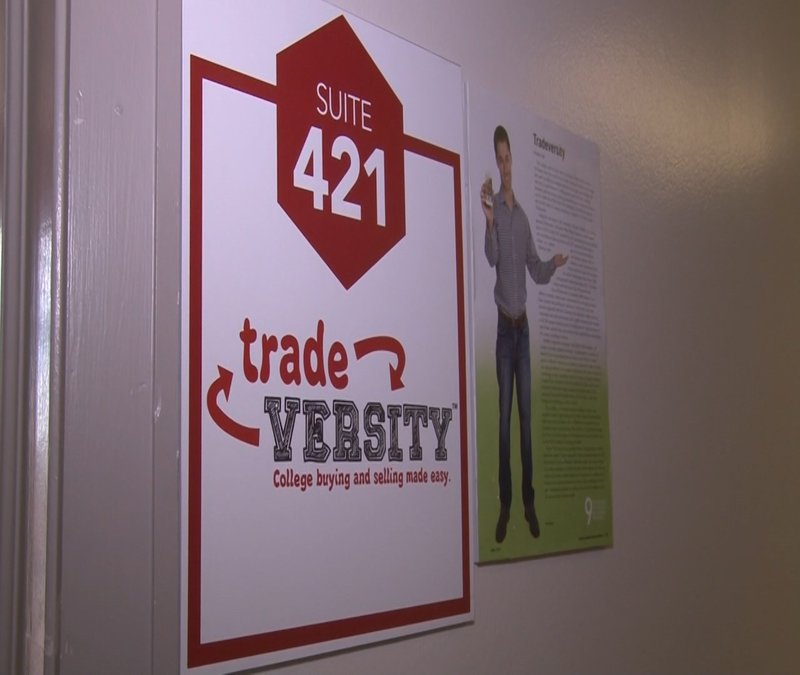 Tradeversity is spending it's last days in the USC Columbia Technology Incubator