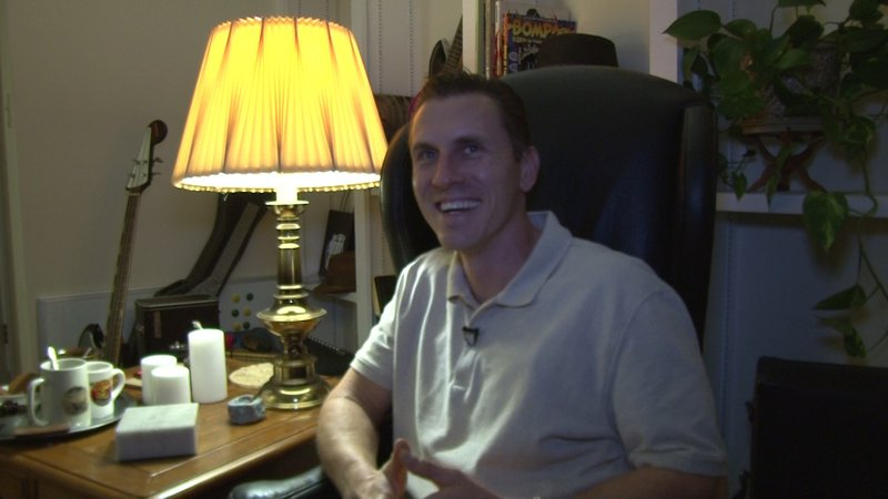 Scott Keefauver, a former prisoner at the Wateree Correctional Institution used to participate in the Second Chances program.