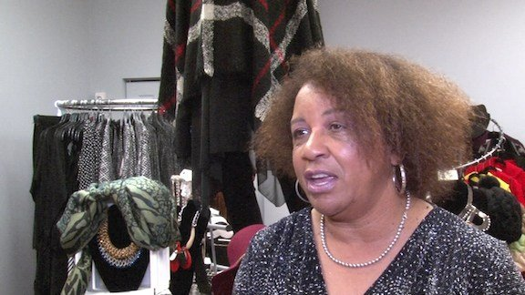 Small business owner Loretta Neal believes in the importance of shopping local.