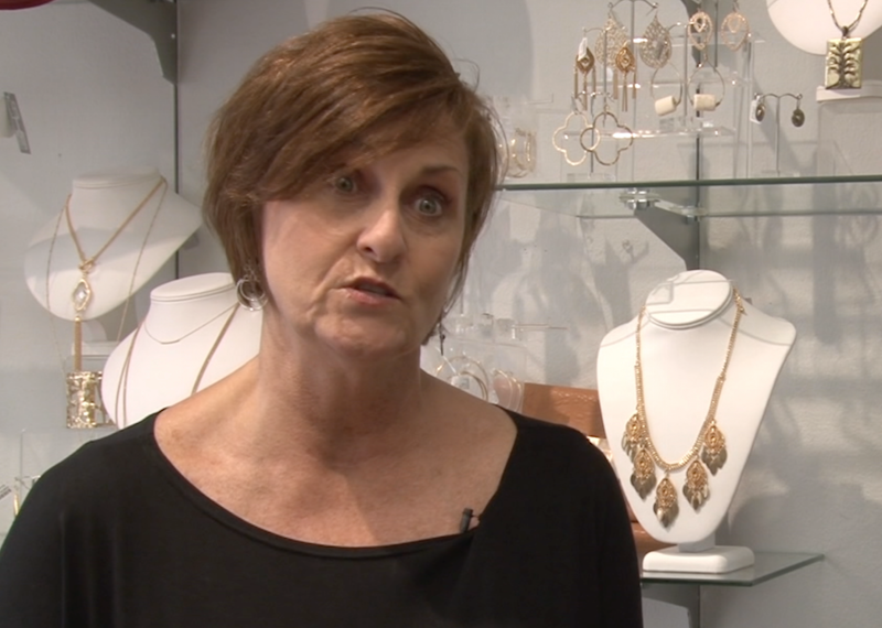 Marketing Director of Handpicked, Karen Hiter explains why they decided to have online sales for their customers