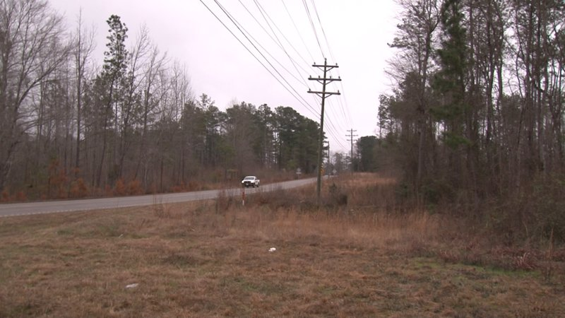 Site of possible Richland Two High School Six on Hard Scrable Road in Blythewood.