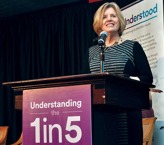 """Being understood. That's what we all want, right? Every child wants to be  understood,"" said Molly Spearman, the South Carolina Superintendent of Education. She said this event was important for everyone: parents, educators and policy makers."