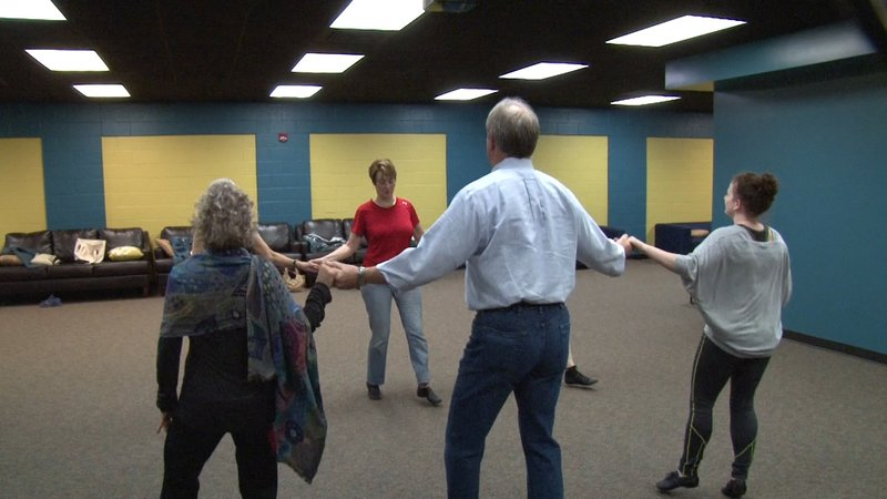 With small class sizes, the group can intimately dance together and create a special bond