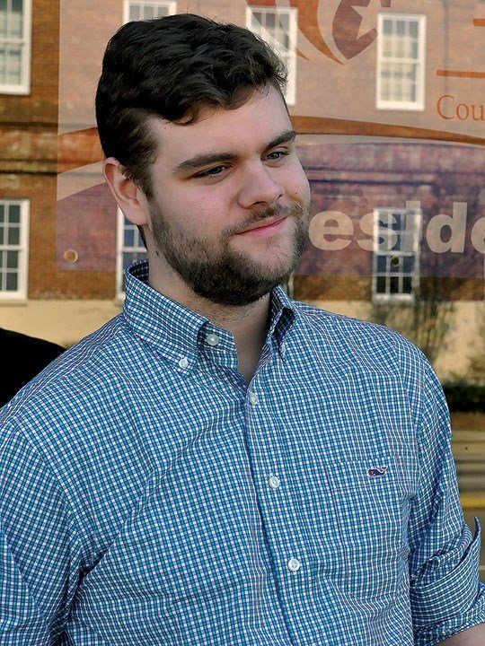 Andrew Gray said his fellow interns and volunteers for the Cruz campaign office have put in longer hours in the weeks before the primaries. They've worked hard on the S.C. campaign and Gray said he is expecting a victory for Cruz in the February 20 vote.