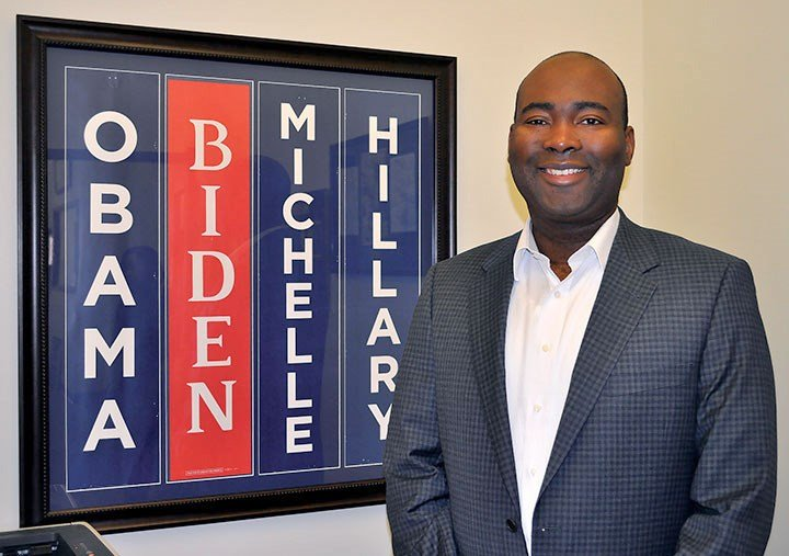 Leading up to the primaries, Jaime Harrison says that the race for the nomination this year is unlike any seen before. The S.C. Democratic Party's Chairman said he hopes college students and young professionals will get out to vote this election season.