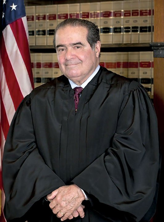 Justice Antonin Scalia, who died Feb. 13, was the longest serving justice on the  current court. His legacy will be that of the cornerstone conservative in the  Supreme Court whose writing was sharp and questions witty.