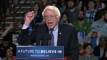 Bernie Sanders kicked off his South Carolina campaign.