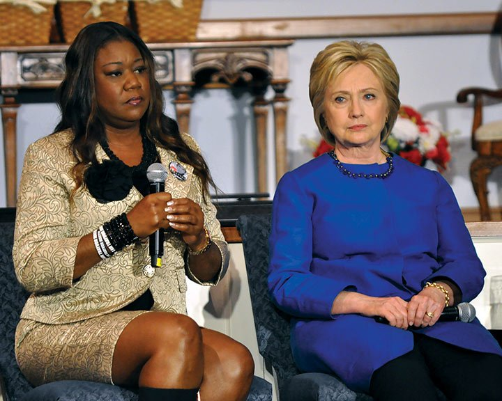 Mother of Trayvon Martin, Sybrina Fulton, spoke in support of presidential candidate Hillary Clinton. The death of Fulton's son sparked the Black Lives Movement in the country, and now she is using her platform to endorse Clinton.