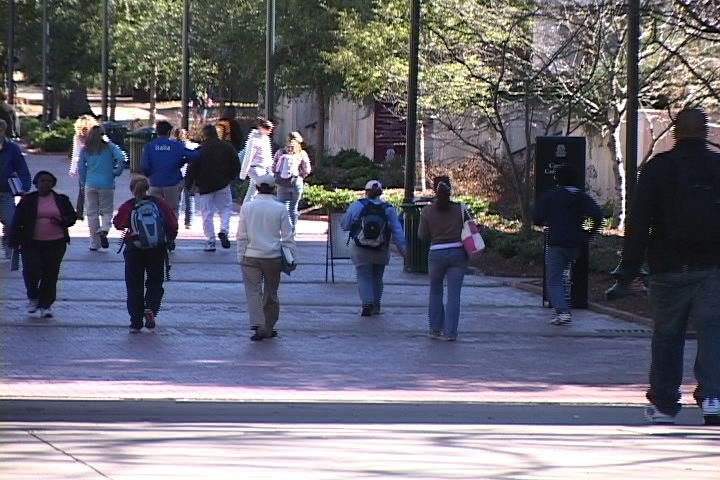 USC's Columbia campus might be a little more crowded next fall with 3,700 new freshmen expected.